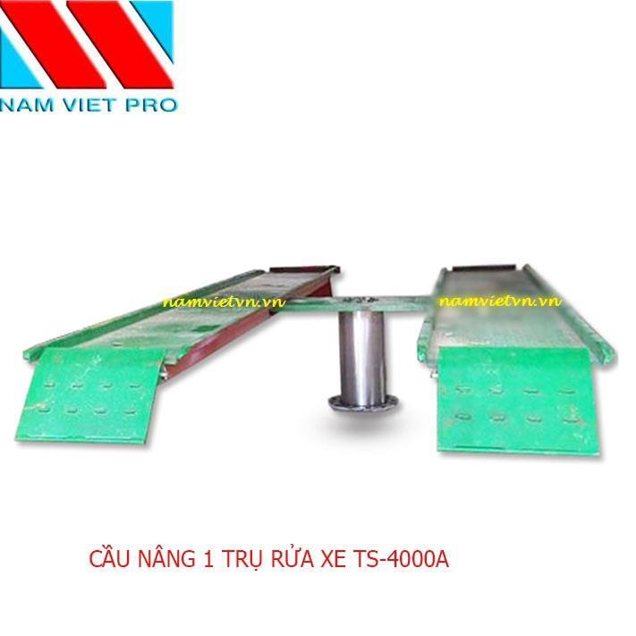 Cầu nâng 1 trụ rửa xe TS-4000A