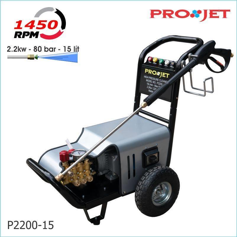 Máy rửa xe PROJET P2200-15