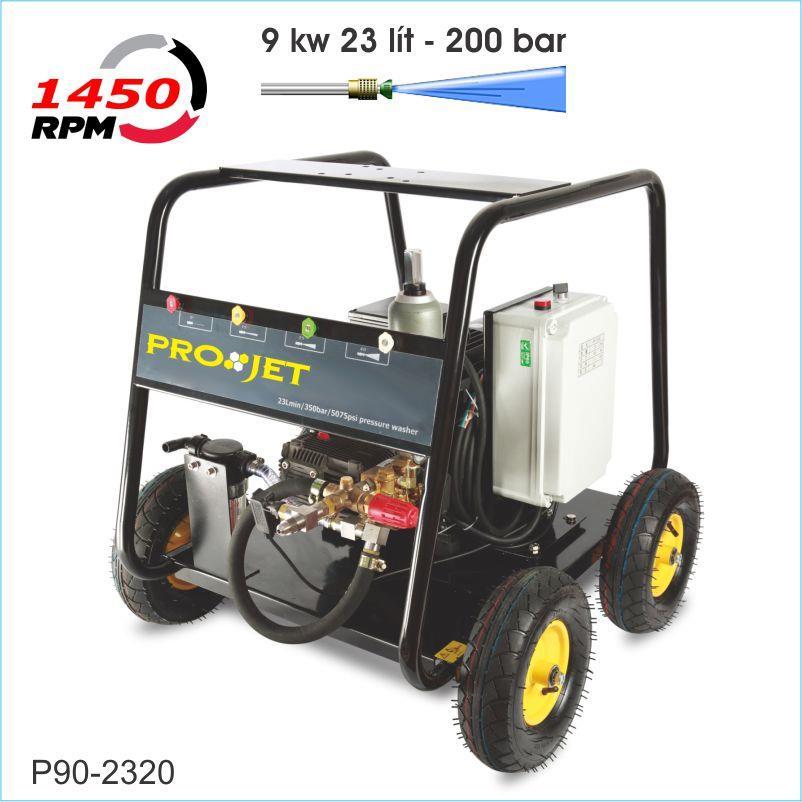 Máy rửa xe cao áp 9kw P90-2320