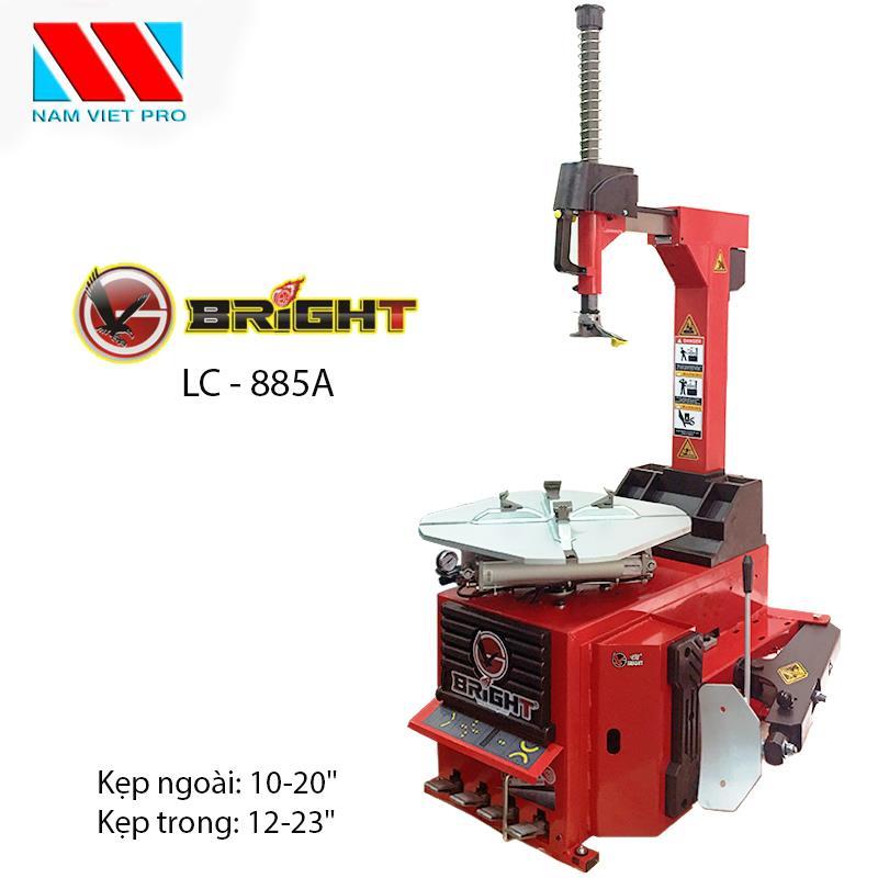 Máy ra vào lốp cần gật gù Bright LC-885A