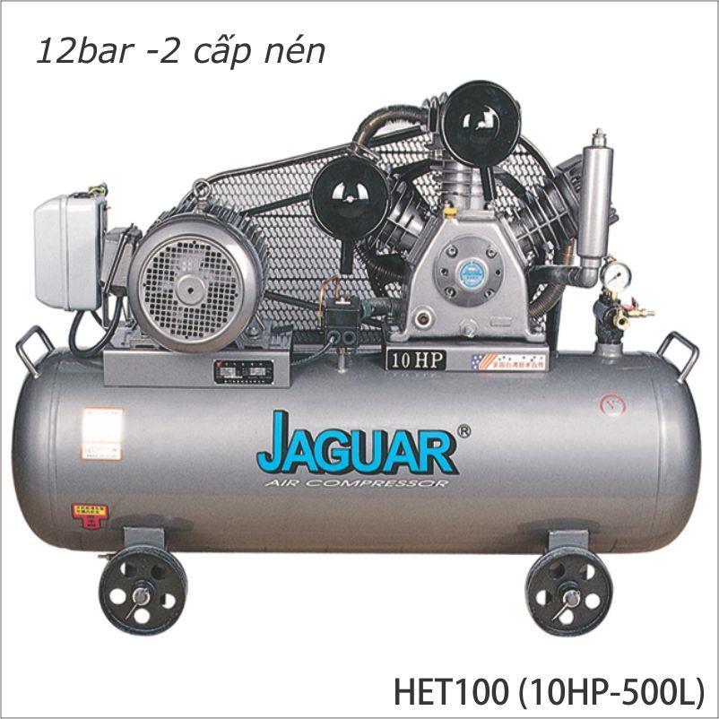 Máy nén khí Jaguar 10HP - HET100H500