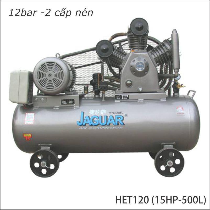 Máy nén khí Jaguar 15HP - HET120H500