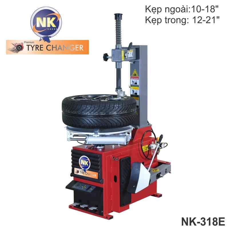 Máy ra vào lốp tay ga và ô tô NK-318E