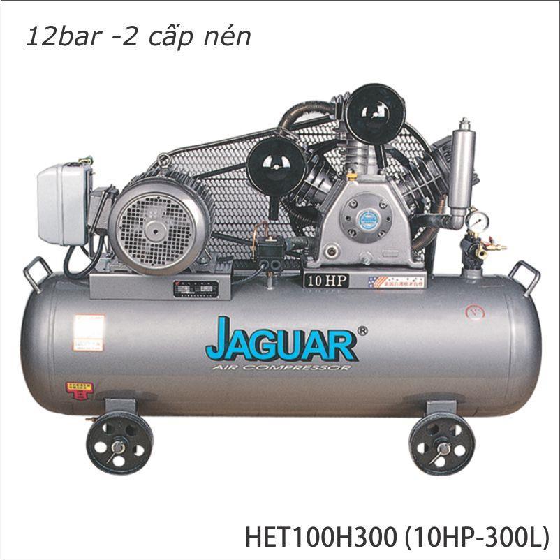 Máy nén khí Jaguar 10HP - HET100H300