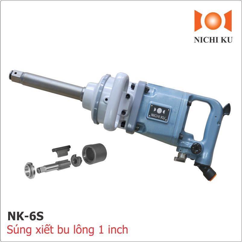 Súng xiết bulông 1 inch Nichi ku NK-6S