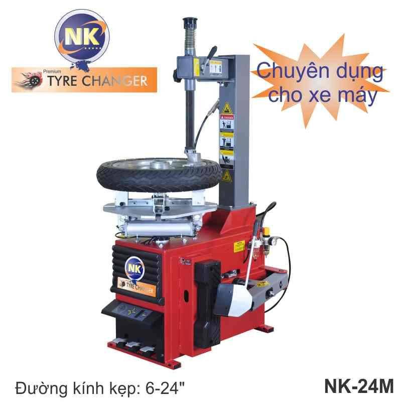 Máy tháo lốp xe tay ga NK-24M