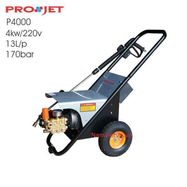 Máy phun rửa cao áp PROJET P4000 (4.0kw)