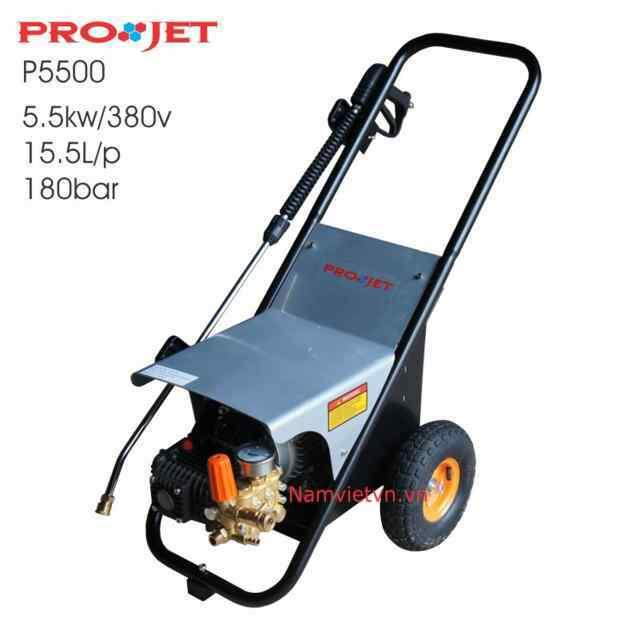 Máy phun rửa cao áp PROJET P5500 (5.5kw)