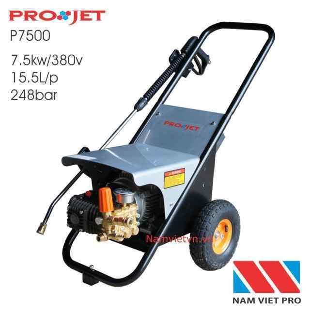 Máy phun rửa cao áp PROJET P7500 (7.5kw)