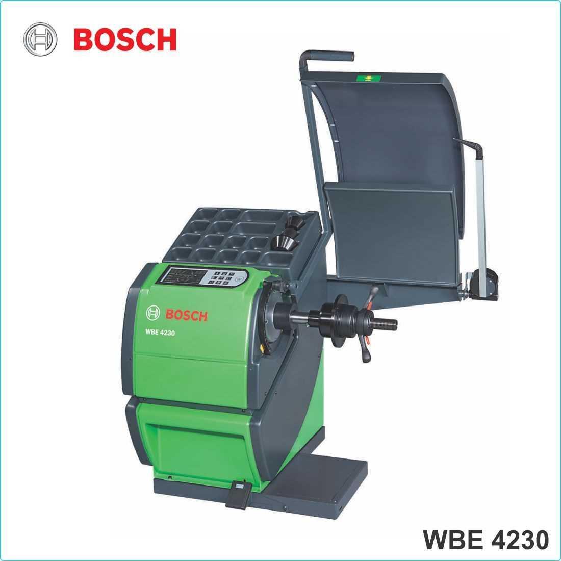 Máy cân bằng lốp xe BOSCH WBE-4230