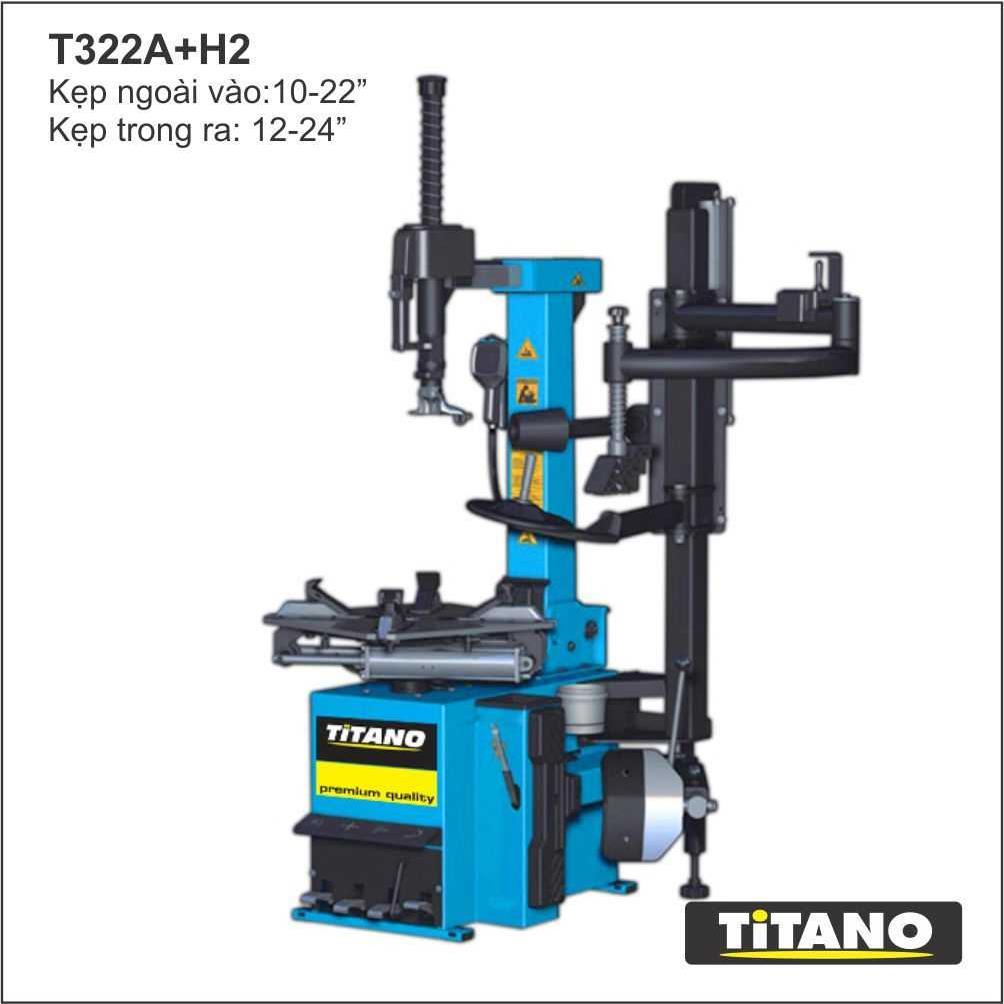 Máy ra vào lốp T322A+H2