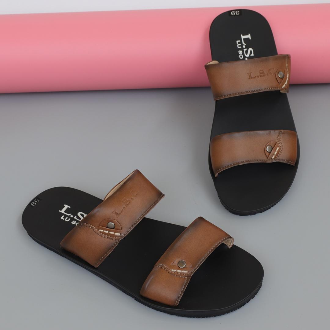 Dép sandal nam da đẹp