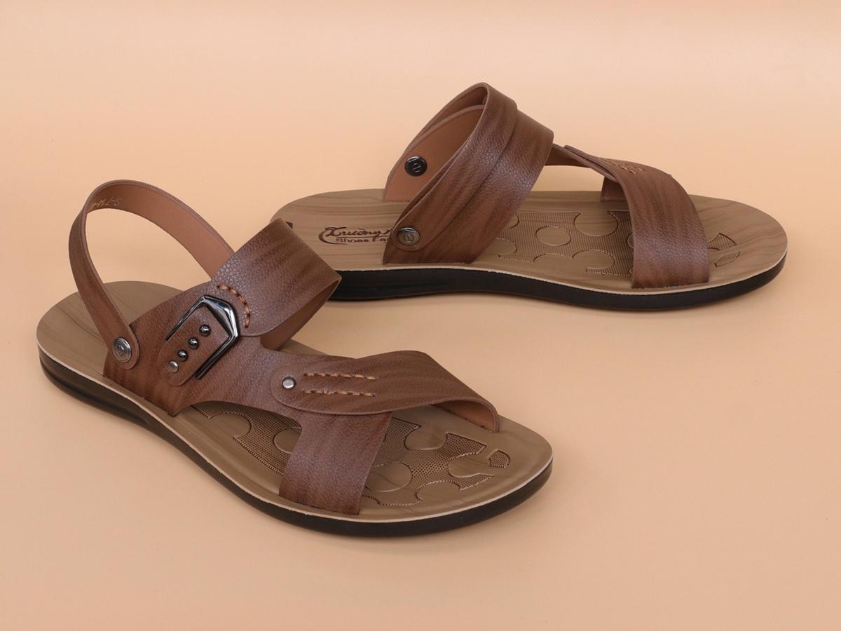 Sandal nam da bò