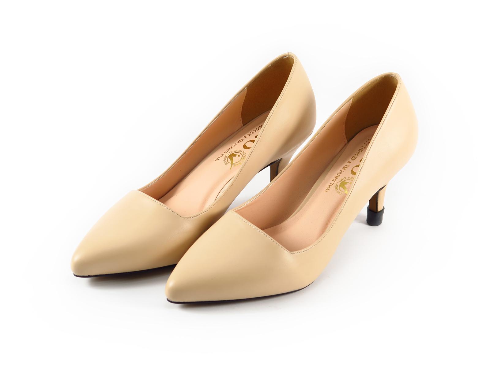 Giày cao gót nữ 5p