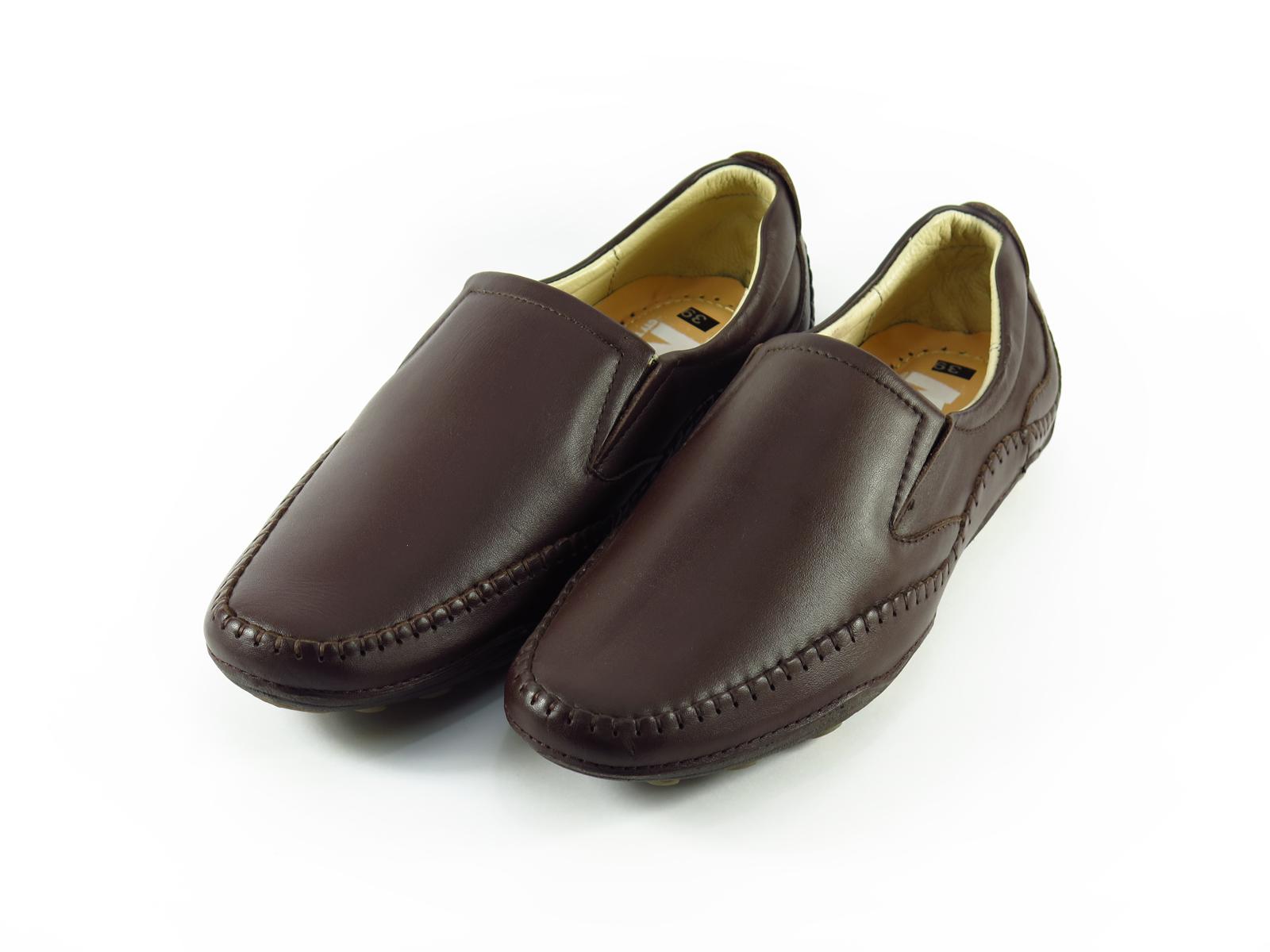 Giày mọi nam đế ngoại