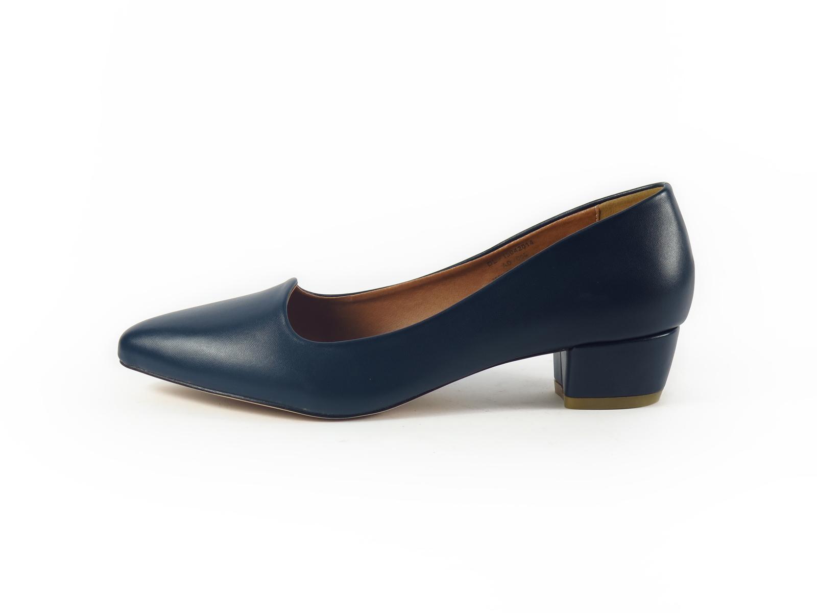 Giày công sở nữ cao 3p