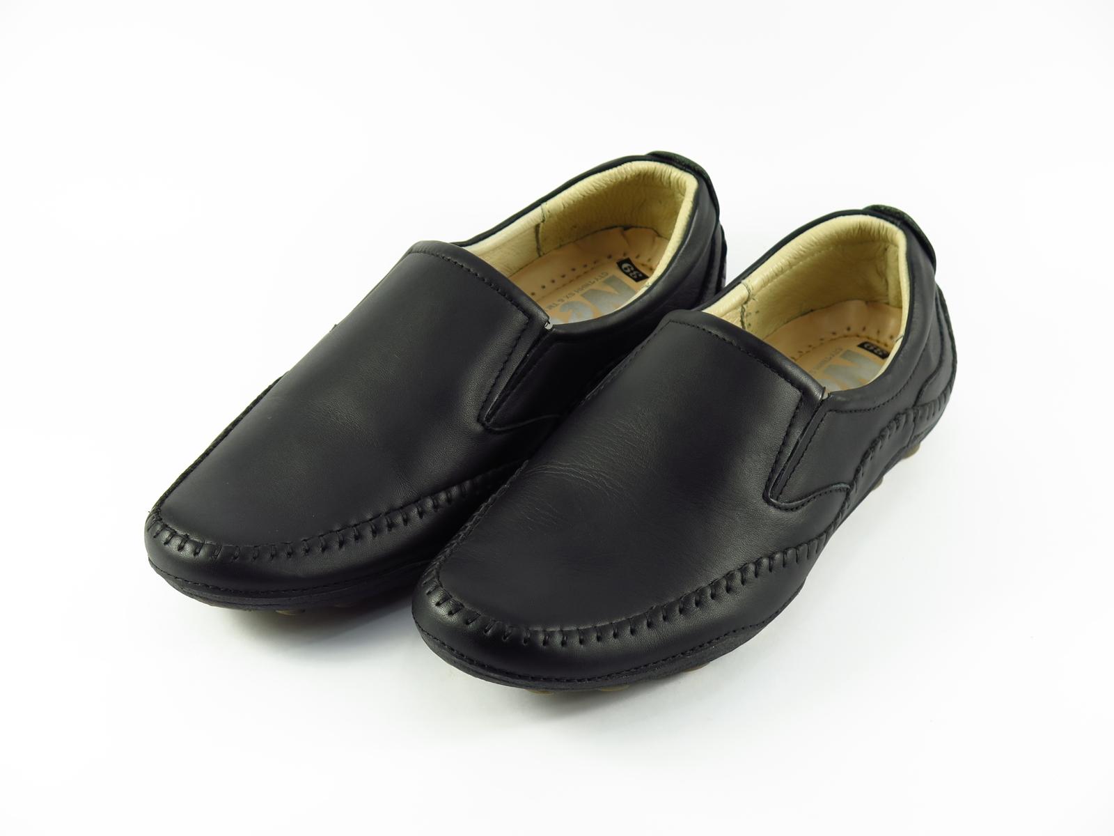 Giày mọi da thô, đế ngoại