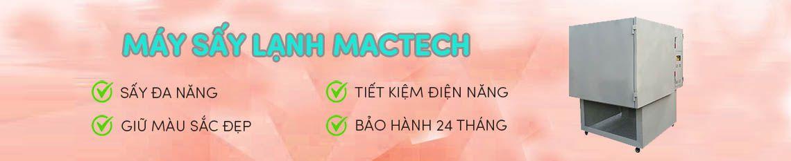 banner máy sấy lạnh mactech