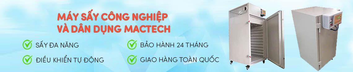 banner máy sấy mactech