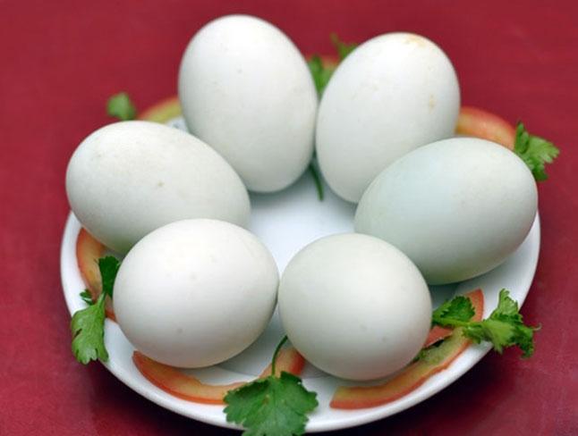 kỹ thuật ấp trứng vịt lộn   Món Miền Trung