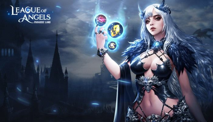 League of Angels 5000 Diamonds + Random Bonus, ONLY $35