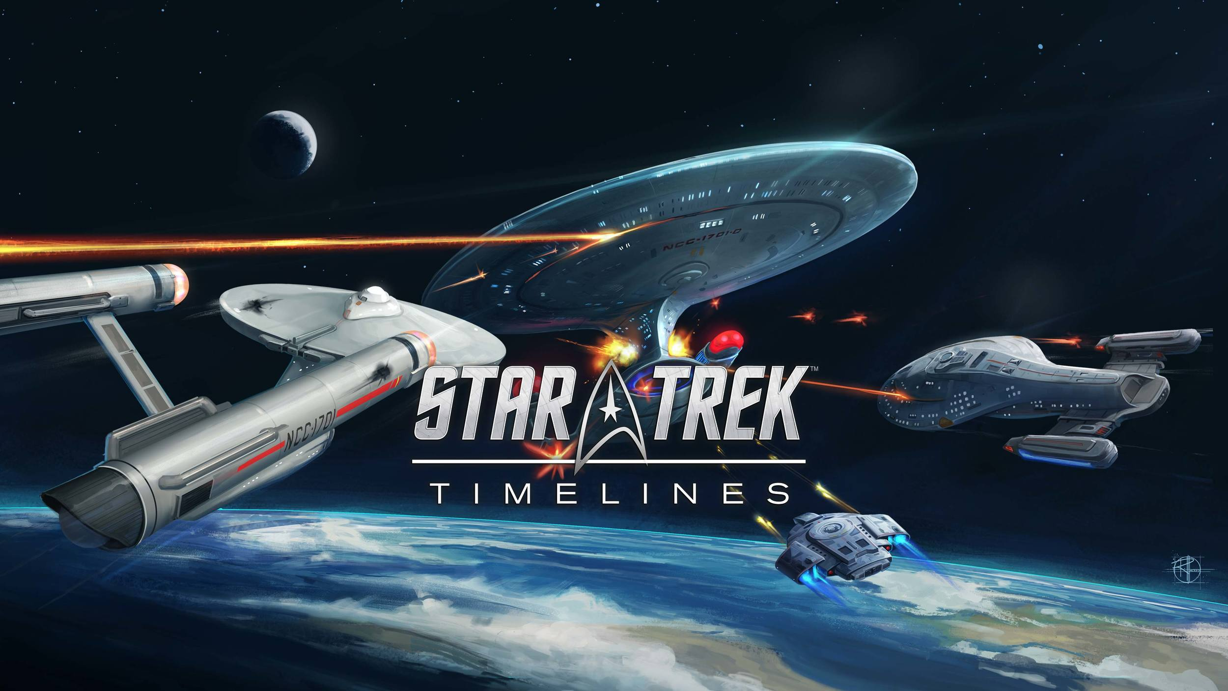 Star Trek Timelines 8,200 Crystals, ONLY $35