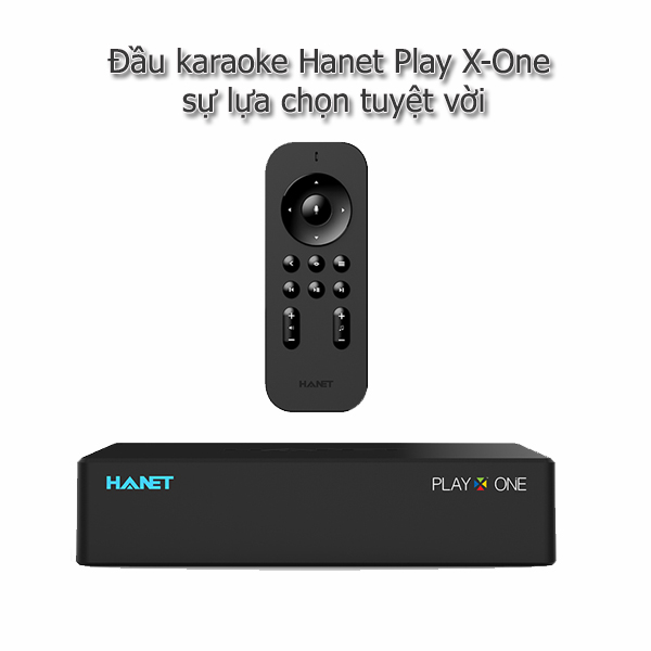 Đầu karaoke Hanet Play X-One