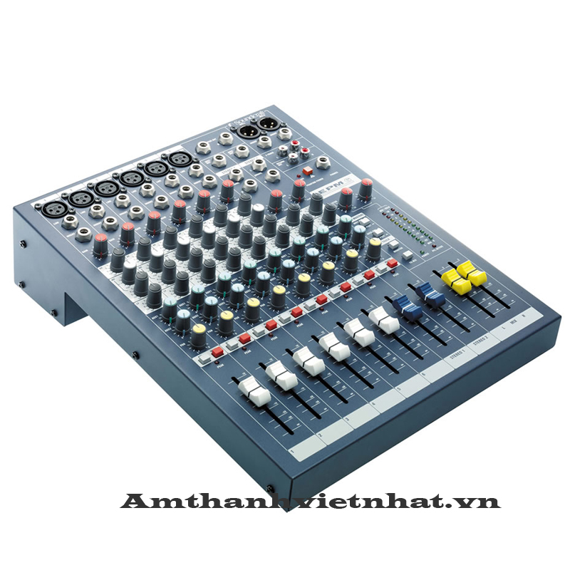 Bàn mixer Soundcraft EPM6