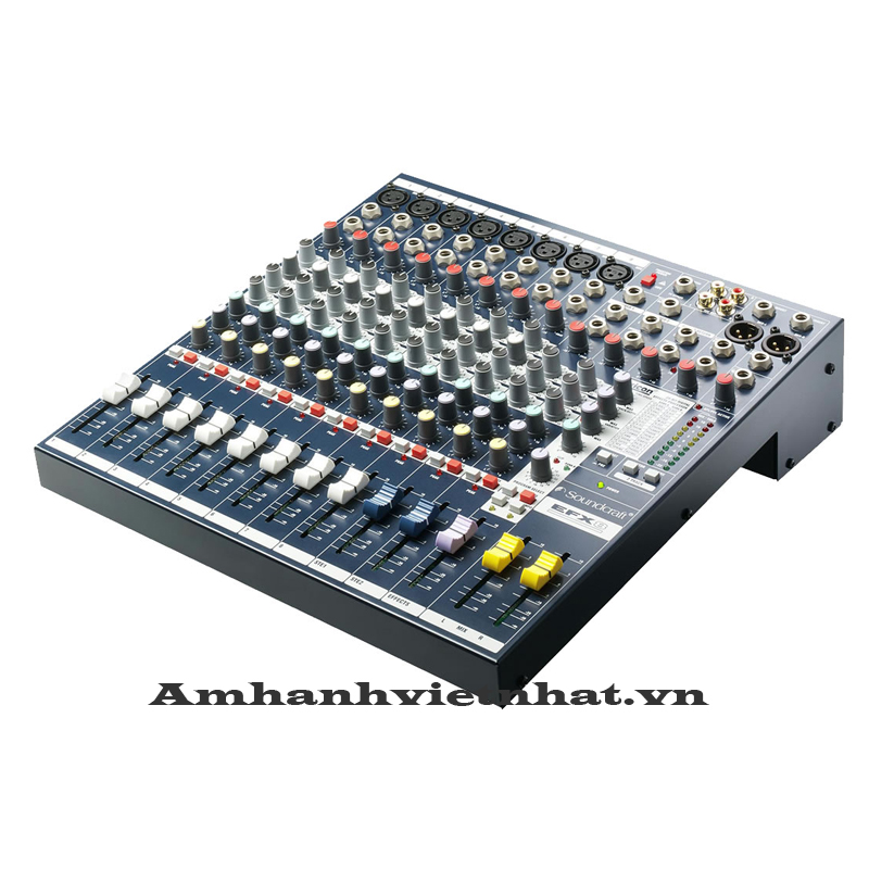 Bàn mixer Soundcraft EFX8