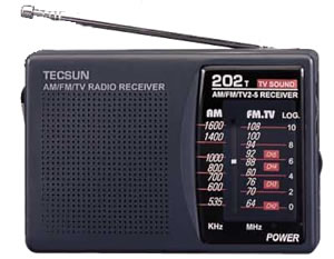 Radio Model: R-202T