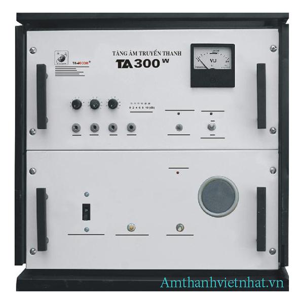 Amply truyền thanh TA 300