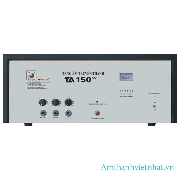 Amply truyền thanh TA 150