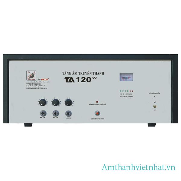 Amply truyền thanh TA 120