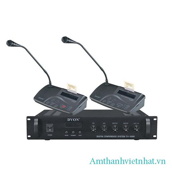 Bộ điều khiển trung tâm Dvon DV-9988