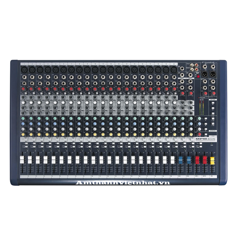 Bàn mixer Soundcraft MPMi20