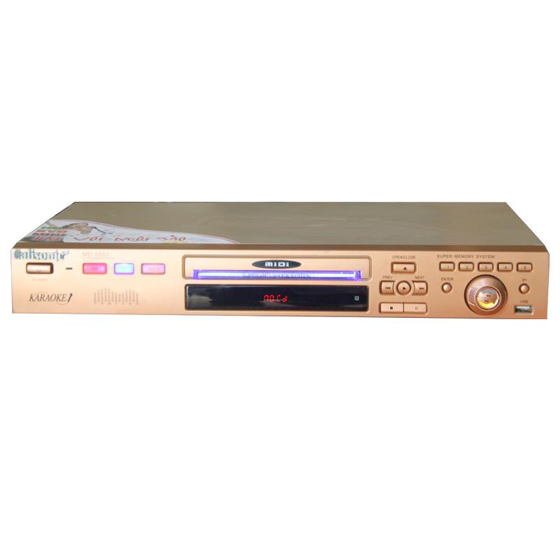 Đầu karaoke 6 số Calisonic-MD-5502