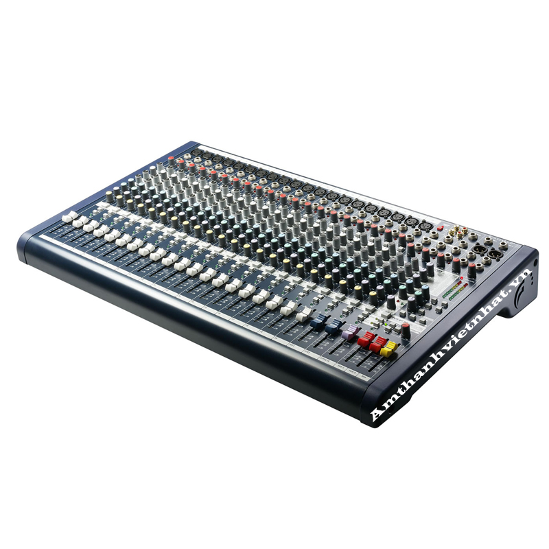 Bàn mixer Soundcraft MFXi20