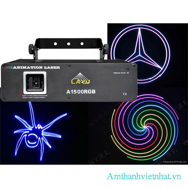 Đèn Lazer A 1500 RGB