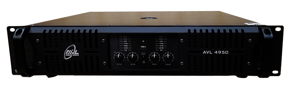 Bộ khuếch đại công suất AVL VN4950