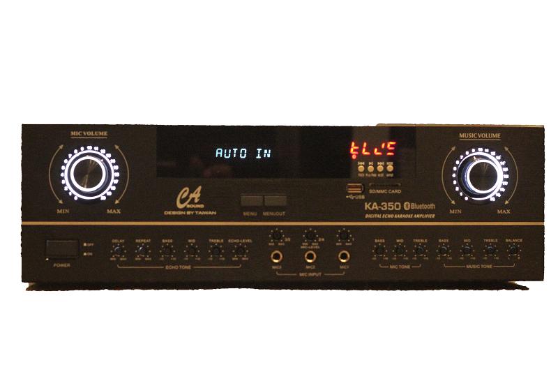 Amply liền vang số CA Sound KA 350