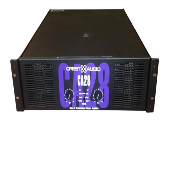 Cục đẩy công suất Crest Audio CA 28