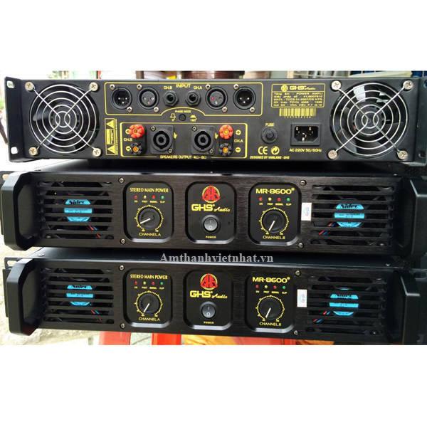 Cục đẩy công suất GHS MR-8600