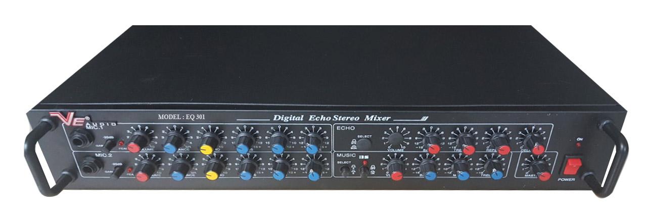 Bàn trộn âm thanh EQ 301
