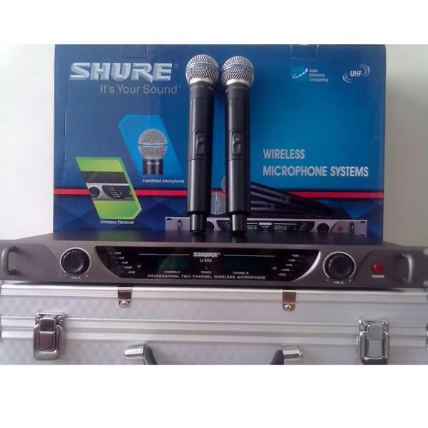 Mic không dây Shure  U830