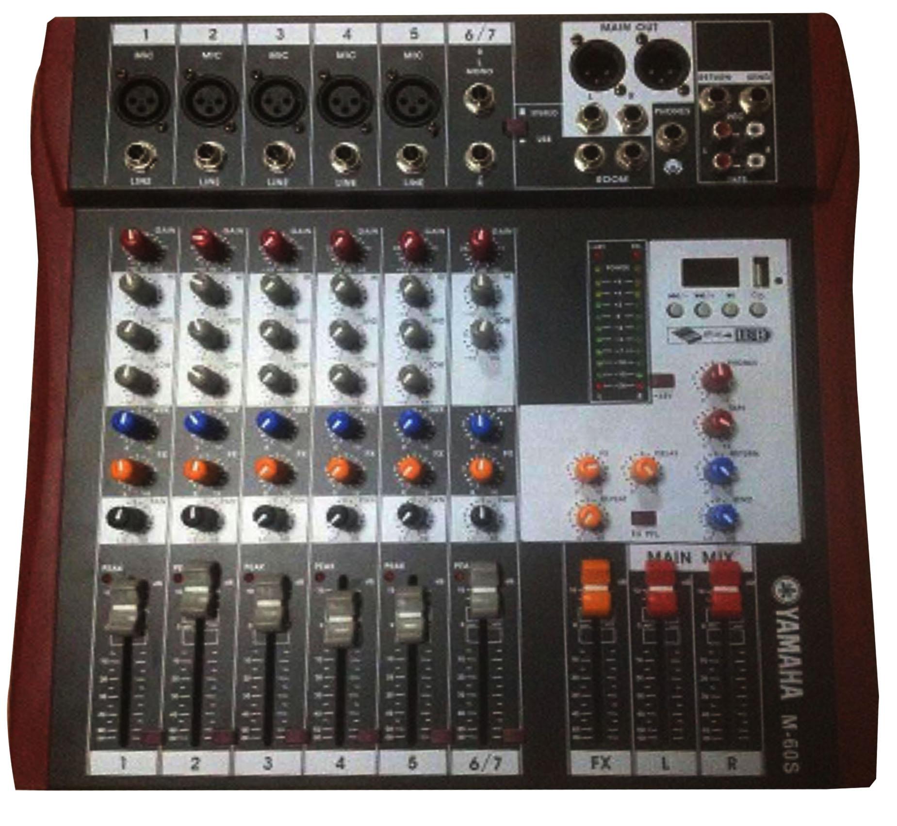 Bàn Mixer Yamaha M-60S