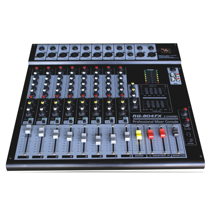 Bàn mixer 8 line VE-804EQ