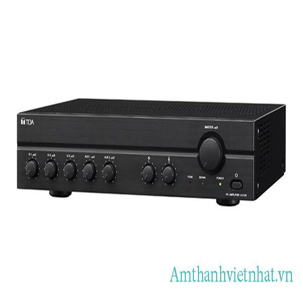 Tăng âm truyền thanh liền Mixer Toa A-2240