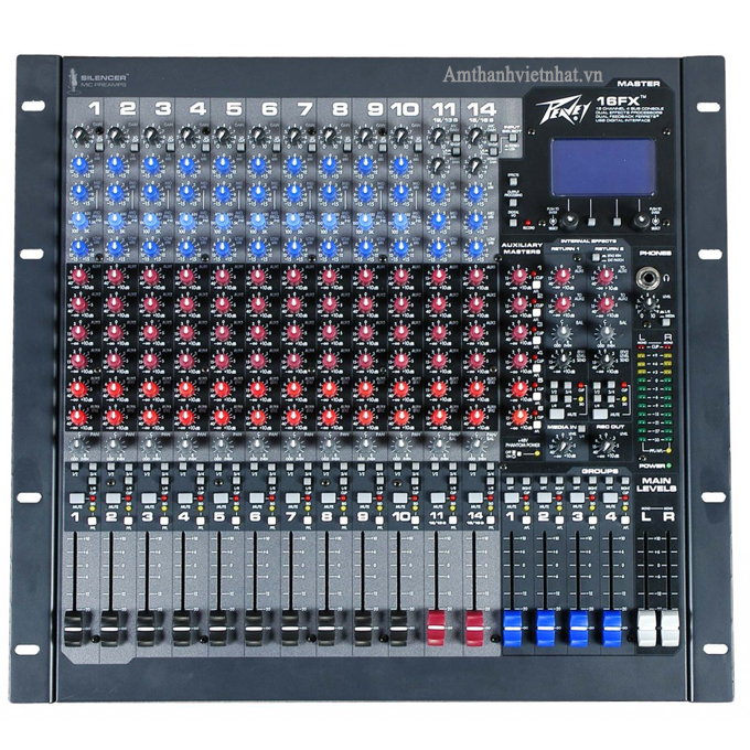 Mixer PEAVEY 16FX