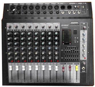 Bàn trộn âm liền bộ tạo Effects, EQ  YM808-USB