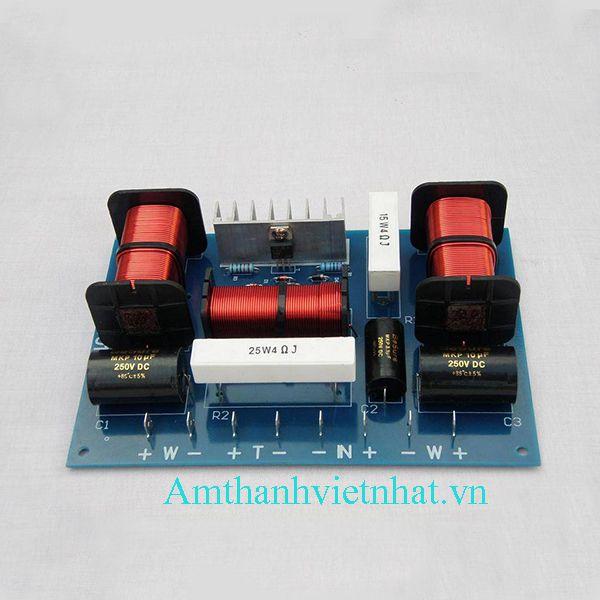 Phân tần 2 Bass , 1 Treble hàng Hiend-SD3013A